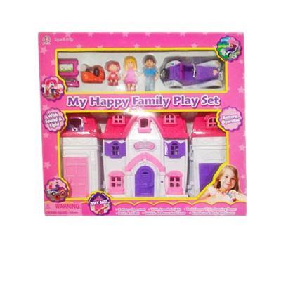 Домик Shantou Gepai Моя счастливая семья 6927711161964