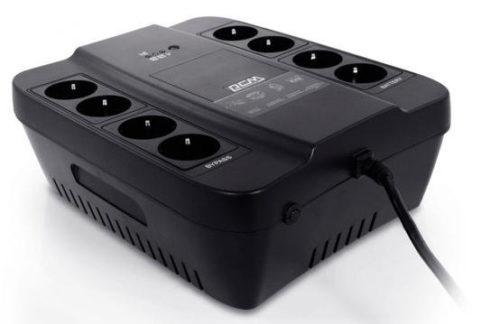 ИБП Powercom Spider SPD-450N 270Вт 450ВА черный