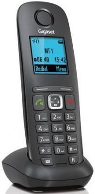 Радиотелефон DECT Gigaset A540H черный радиотелефон dect gigaset a540h черный