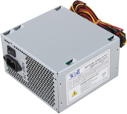 БП ATX 500 Вт 3Cott 3COTT-500-EVO v2.3