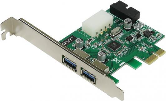 Контроллер PCI-E Orient VA-3U2219PE USB3.0 2ext 2int