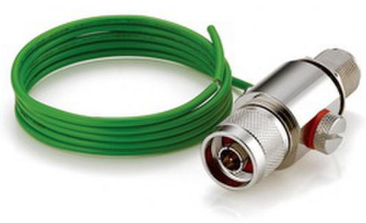 Антенна LevelOne ANA-3100 антенна levelone ana 3100 2 4 3ghz n jack n plug модуль грозозащиты