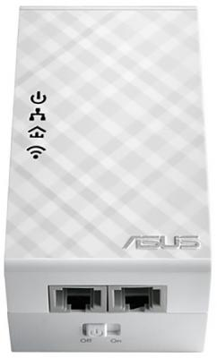 Адаптер Powerline Asus PL-N12 asus rt n12 vp black
