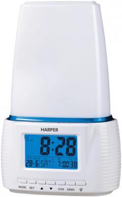 Будильник Harper HWUL-878 белый