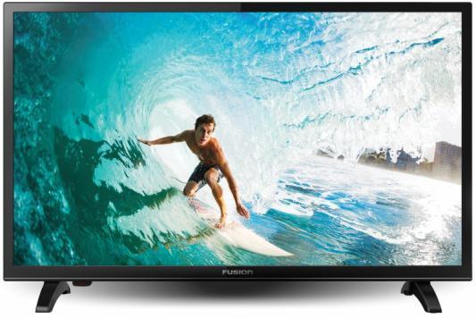 Телевизор FUSION FLTV-24T23 черный