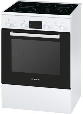 Электрическая плита Bosch HCA644120R белый плита электрическая kaiser hc 52010 r moire