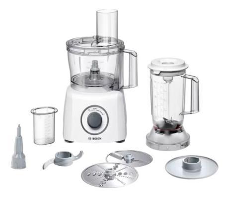 Кухонный комбайн Bosch MCM3200W белый кухонный комбайн bosch mum58225 белый
