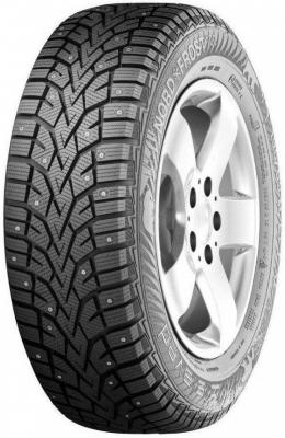 Шина Gislaved Nord Frost 100 SUV CD 265/50 R19 110T XL gislaved nord frost 100 cd 215 55 r16 93t