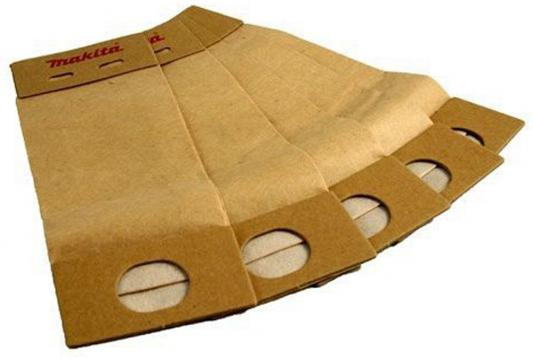 Пылесборник бумажный Makita для 9046 BO5021 BO6030 5шт 193293-7