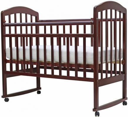 Кроватка-качалка Топотушки Лира-2 (арт. 23/венге) кроватка топотушки дарина 1 арт 33 венге слоновая кость