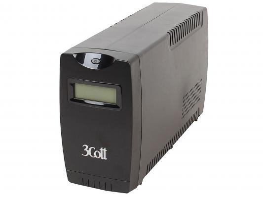 ИБП 3Cott Smart 850VA/480W