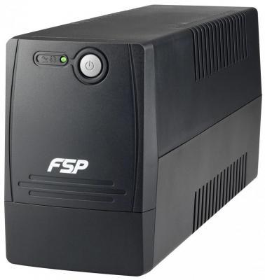 ИБП FSP DP850 850VA Черный PPF4801301 status dp850 бзп