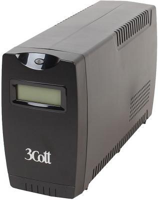ИБП 3Cott Smart 650 650VA/360W