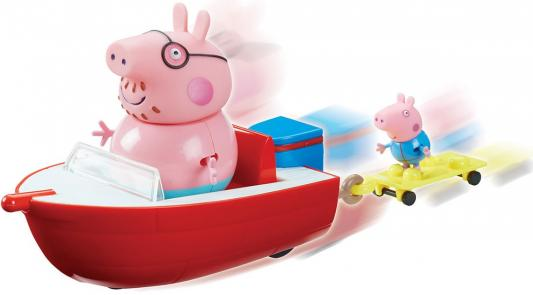 Игровой набор Peppa Pig Моторная лодка peppa pig игровой набор самолет