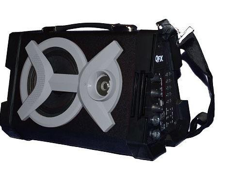 Портативная акустика KS-IS KS-313 серебристый