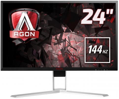 Монитор 23.8 AOC AG241QX монитор aoc agon ag241qx black red
