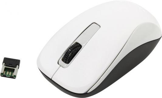 все цены на Мышь беспроводная Genius NX-7005 белый USB онлайн