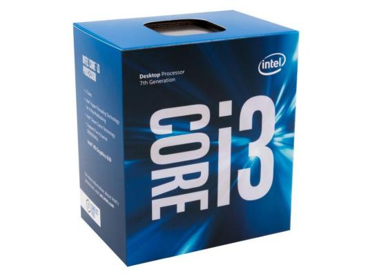 Процессор Core i3-7100 3.9GHz 3Mb Socket 1151 BOX Intel