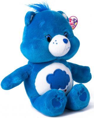 """Мягкая игрушка медведь РОСМЭН """"Care Bears"""" - Ворчун текстиль синий 20 см"""