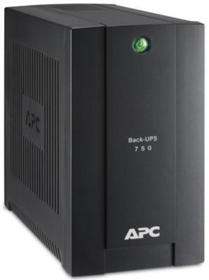 Источник Бесперебойного Питания APC BC750-RS ибп apc bc750 rs