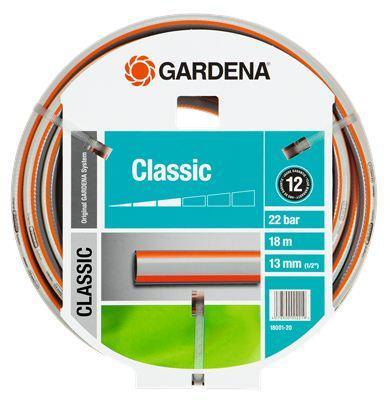 """Шланг Gardena Classic 1/2"""" 18м 18001-20.000.00"""