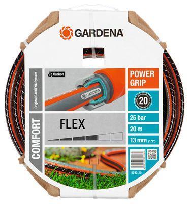 "Шланг Gardena Flex 1/2"" 20м 18033-20.000.00"