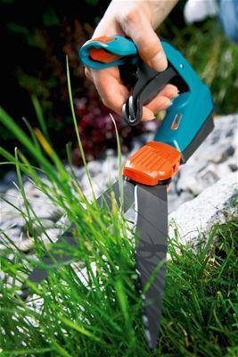 Ножницы для травы Gardena Comfort Plus 08735-29.000.00 ножницы gardena 12100 20 000 00 для травы поворотные comfort с телескопической рукояткой