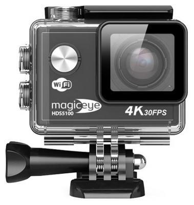 Экшн-камера Gmini MagicEye HDS5100 черный экшн камера gmini magiceye hds5100 black