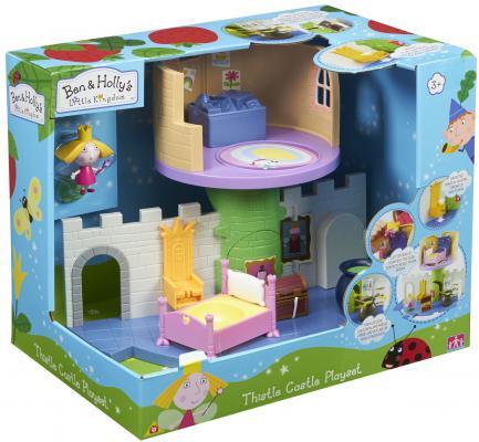 """Игровой набор РОСМЭН Ben&Holly """"Волшебный замок"""" с фигуркой Холли"""
