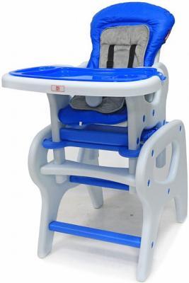 Стульчик-трансформер для кормления Rant Maxim (blue) стульчики для кормления babys трансформер