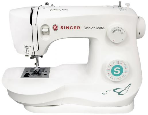 лучшая цена Швейная машина Singer Fashion Mate 3337 белый