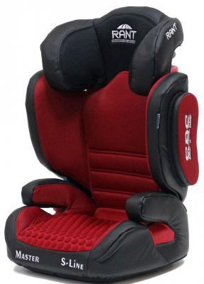 Автокресло Rant BH2311 Master Isofix SPS (red) автокресло rant bh2311 master isofix sps blue jeans