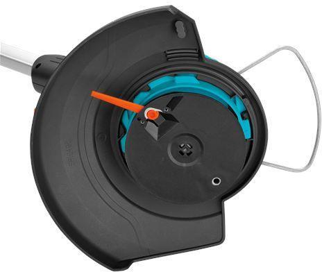 Триммер электрический Gardena EasyCut Li-18/23R триммер электрический gardena small cut plus 350 23