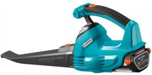 Воздуходувка Gardena AccuJet 18-Li синий воздуходувка пылесос gardena gardena ergojet 3000 9332 20