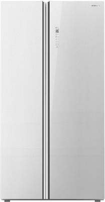 Холодильник Kraft KF-HC2536GLWG белый