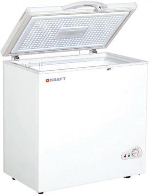 Морозильный ларь Kraft BD(W) 200 Q белый