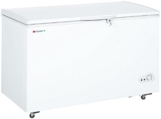 Морозильная камера Kraft BD(W)-425QX белый