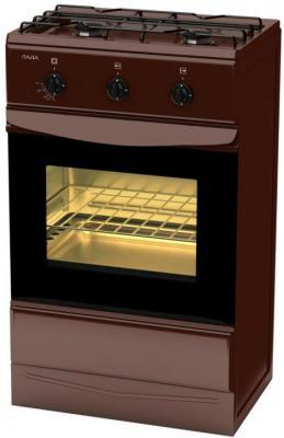 Газовая плита LADA GP 5203 коричневый