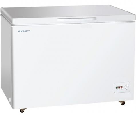 Морозильная камера Kraft KRAFT BD(W)-480Q белый морозильный ларь kraft bd w 275qx белый