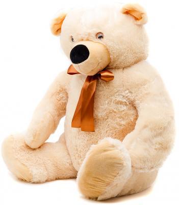 Мягкая игрушка медведь Волшебный мир Любимчик 100 см искусственный мех в ассортименте 7с-1364-ри мягкая игрушка медведь волшебный мир мишка лапочка 45 см рыжий искусственный мех текстиль 7с 1413 ри