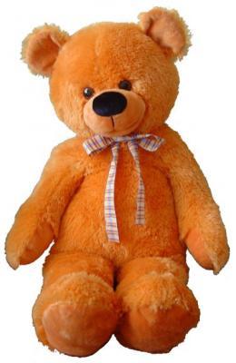 Мягкая игрушка медведь Волшебный мир Медвежонок 85 см карамельный искусственный мех 7с-1125-ри