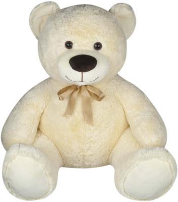Мягкая игрушка медведь FANCY Мика 68 см белый плюш MMI2 мягкая игрушка fancy медведь сержик