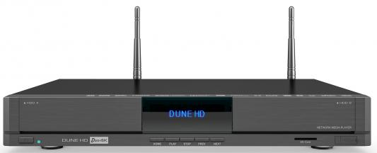 Медиаплеер Dune HD Duo 4K мультимедиа плеер dune hd tv 206 hd solo 4k
