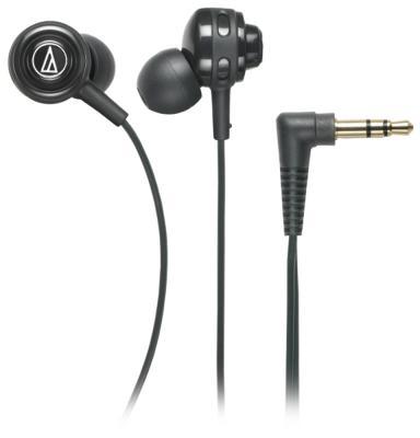Наушники Audio-Technica ATH-COR150 BK черный