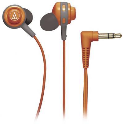 Наушники Audio-Technica ATH-COR150 OR оранжевый