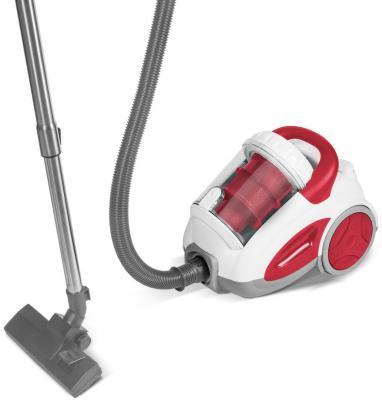 Пылесос Unit UVC-2220 сухая уборка красный белый