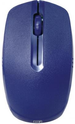 Мышь беспроводная Defender MS-045 синий USB + радиоканал