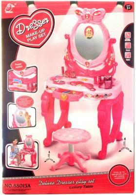 Игровой набор Shantou Gepai Туалетный столик с набором аксессуаров
