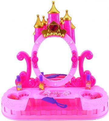 Игровой набор Shantou Gepai трюмо Замок принцессы с аксессуарами (свет, звук) 661-38