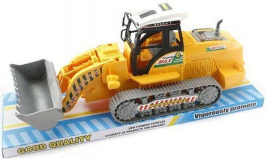 Трактор Shantou Gepai Гусеничный желтый 629757